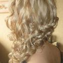 окрашивание блонд