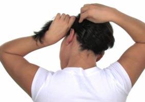 как одеть парик