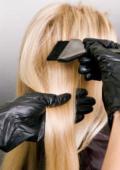 как сохранить цвет волос