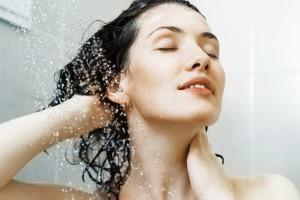 как чато мыть голову