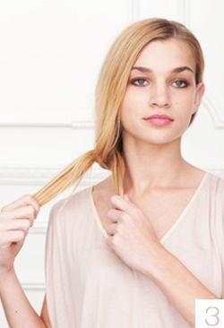 как закрутить волосы