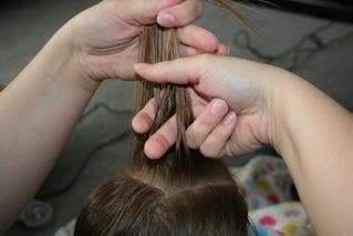 плетение косы
