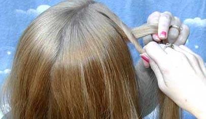 волосы на работу