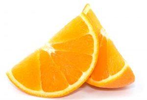 апельсин для волос