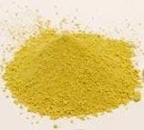 желтая глина