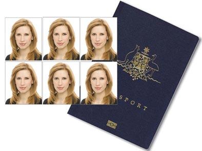 фото на пасспорт