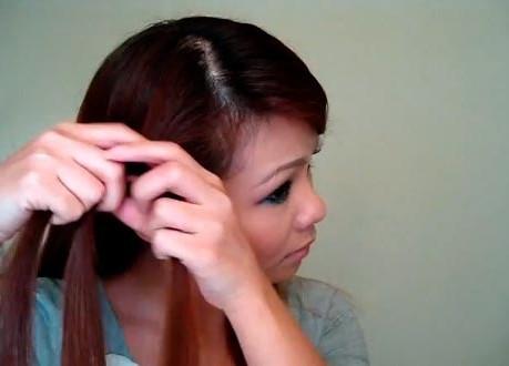 легкие косы