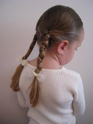 модные косы плетение