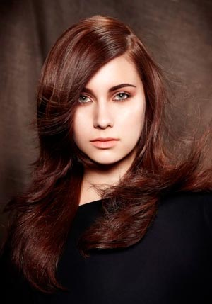 объем волос