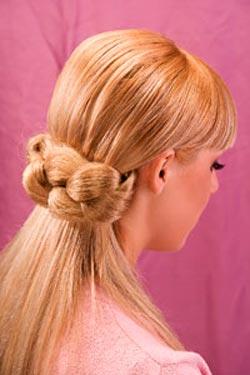 легкая коса