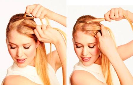 обучение косам