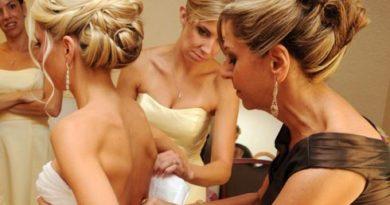 прическа маме невесты