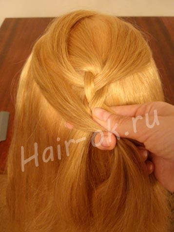 как плести косу