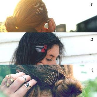 невидимки для волос