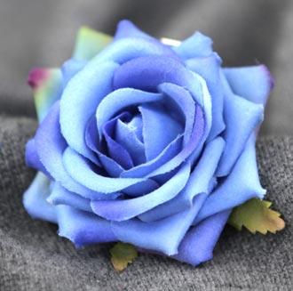 роза для волос