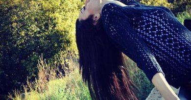 натуральный цвет волос