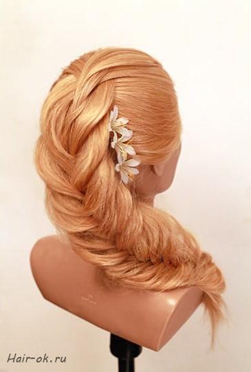 круглая коса