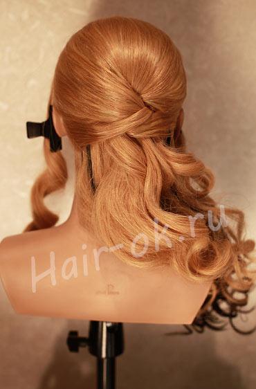 модная коса