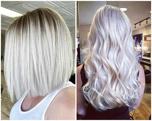 ледяной блонд