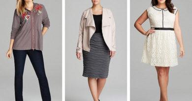 Как одеваться женщинам с формами?